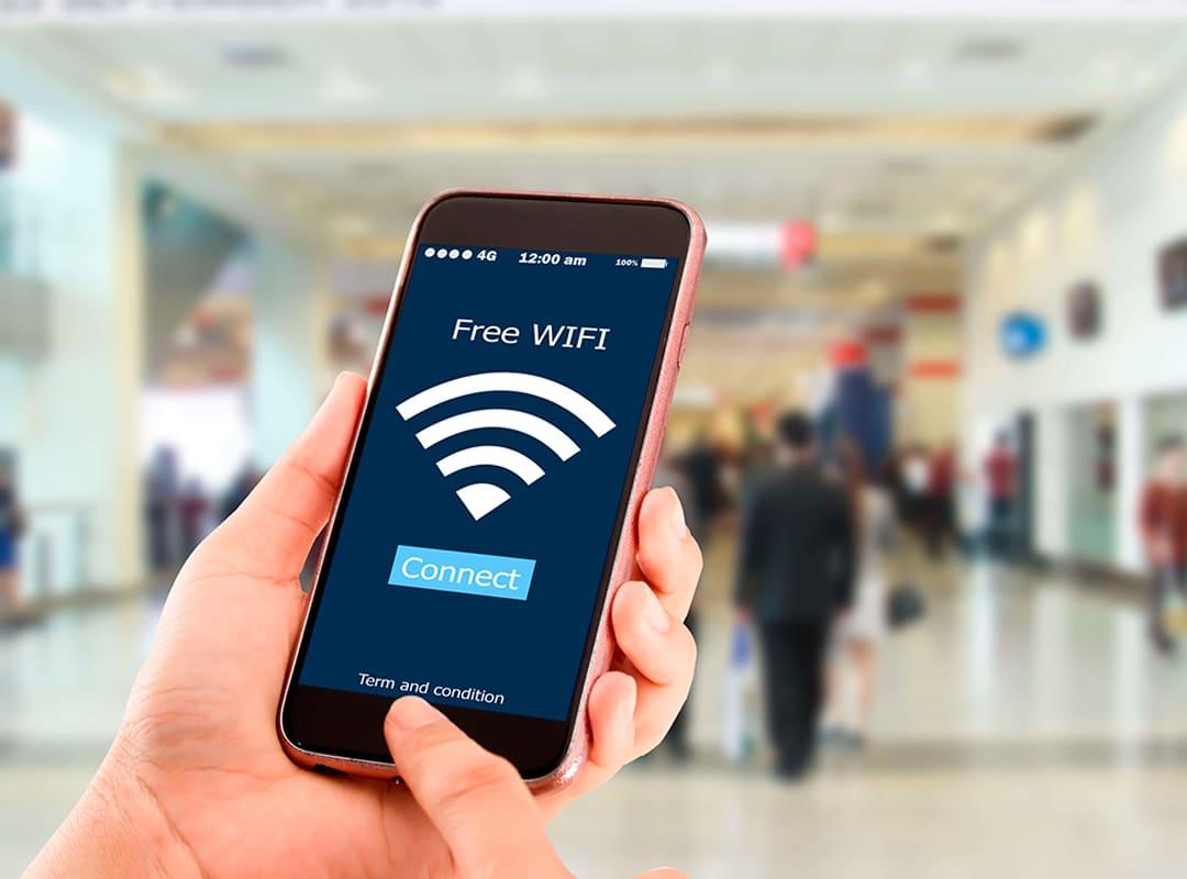 Free wifi service in Nest Style Hotel Valencia