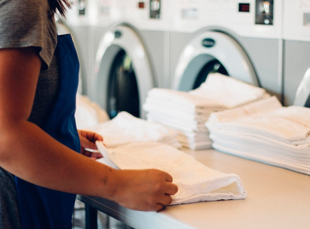 Laundry service in Nest Style Hotel Valencia