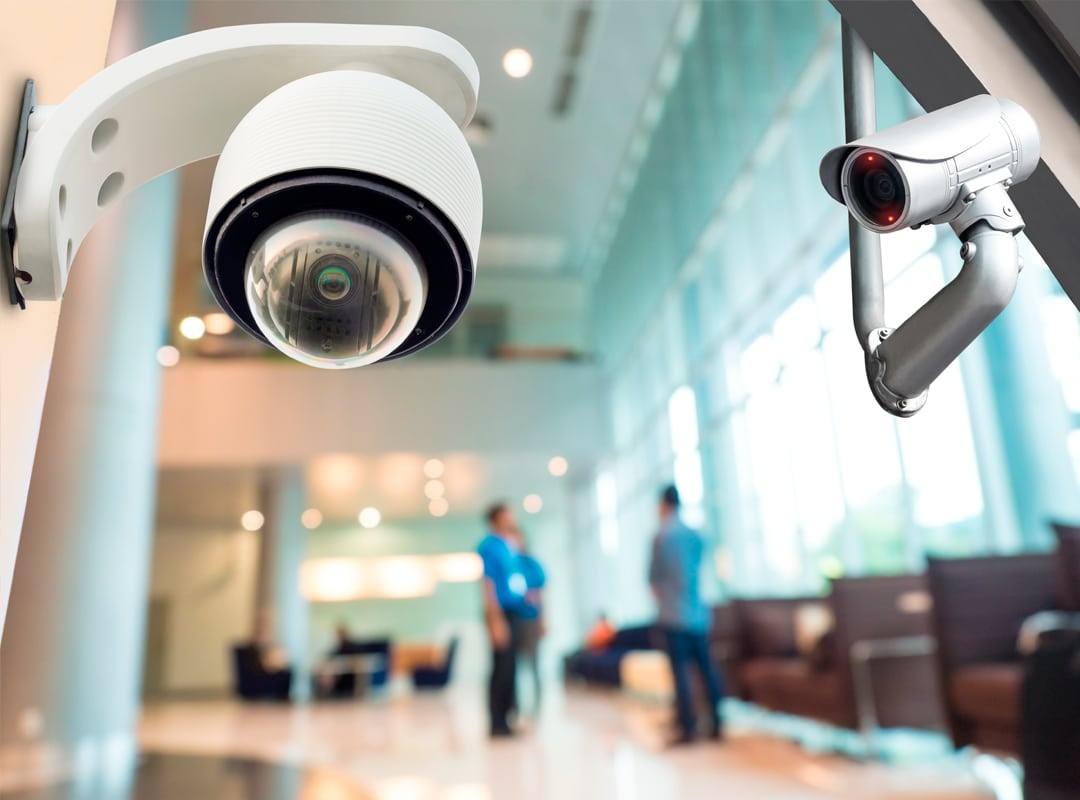 Security Camera service by Nest Style Hotel Valencia